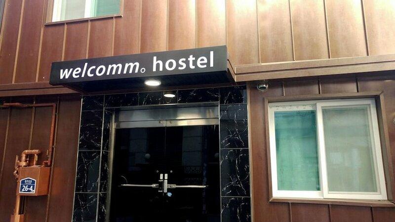 Welcomm Hostel Dongdaemun