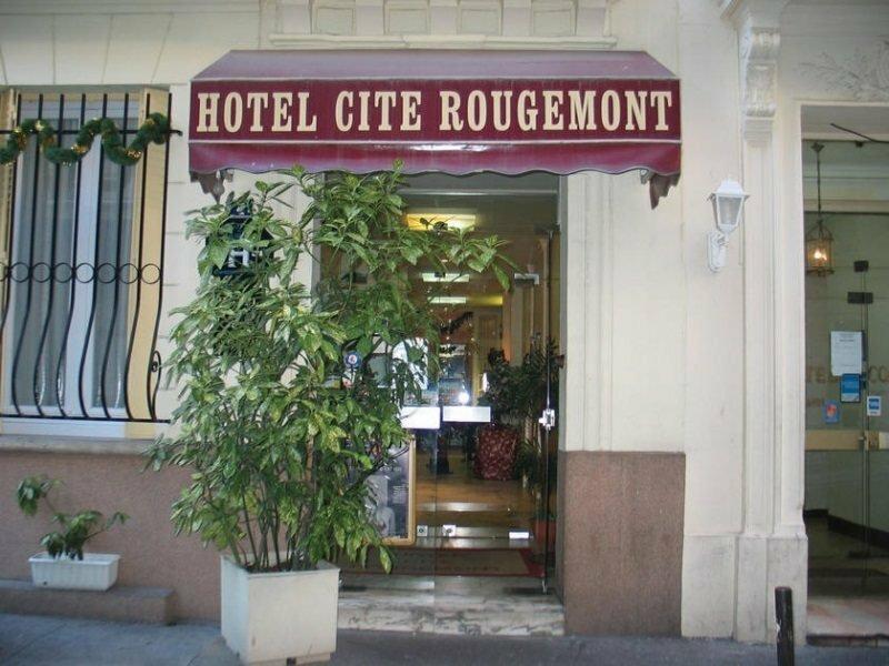 Hotel de La Cité Rougemont