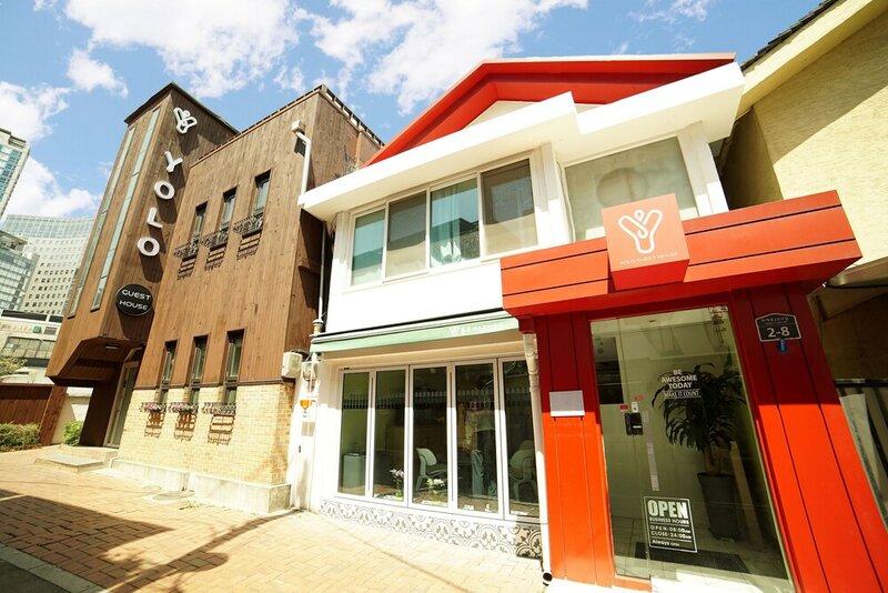 Yolo Guesthouse - Hostel