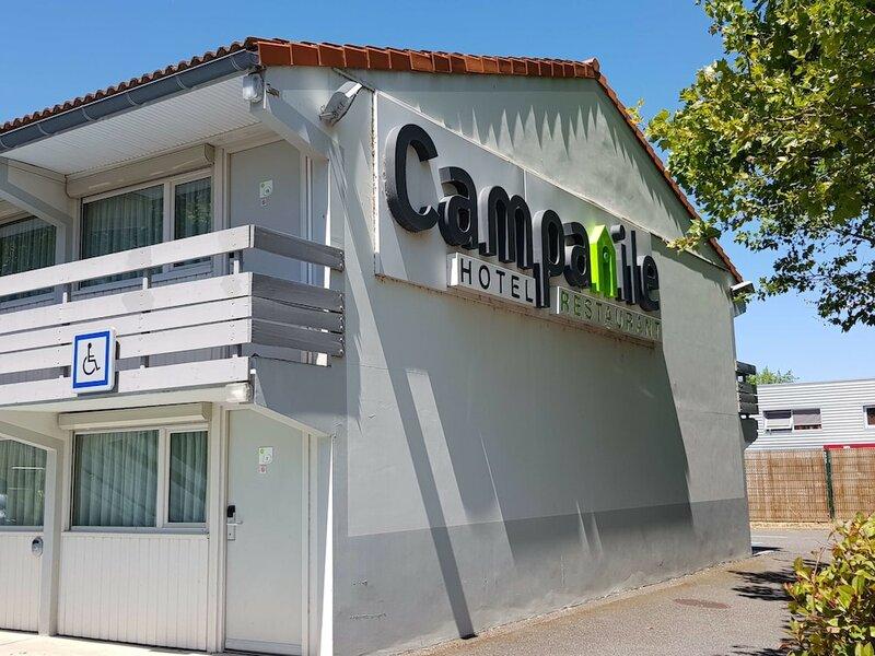 Campanile - Toulouse - Aeroport De Blagnac