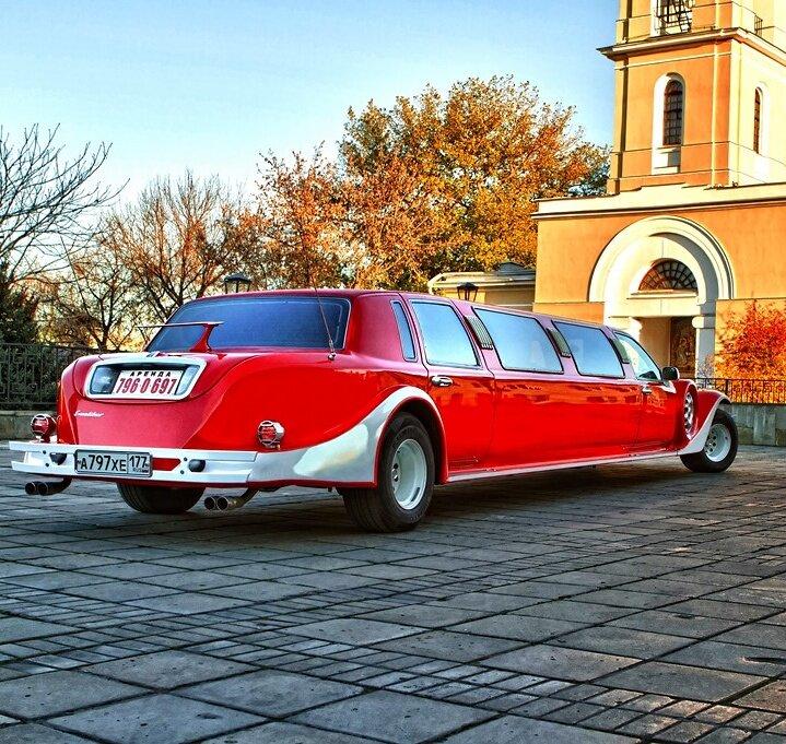 заказ автомобилей — Лимо Сити — Москва, фото №5