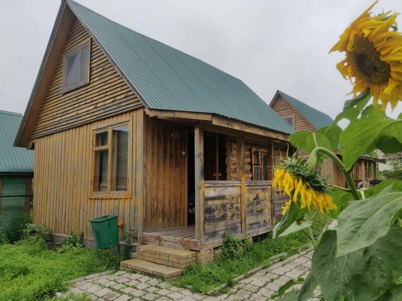 Рыболовная база у Вадима