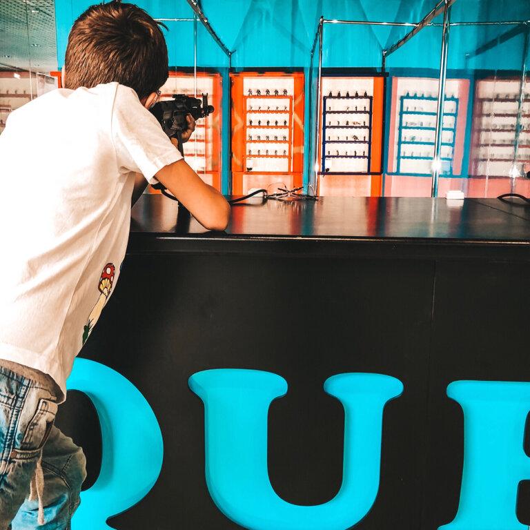 стрелковый клуб, тир — Gun Quest Club — Москва, фото №4