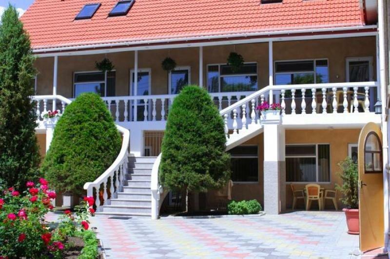 Отель Квитка Скадовска