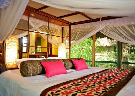 Samburu Intrepids Tented Camp