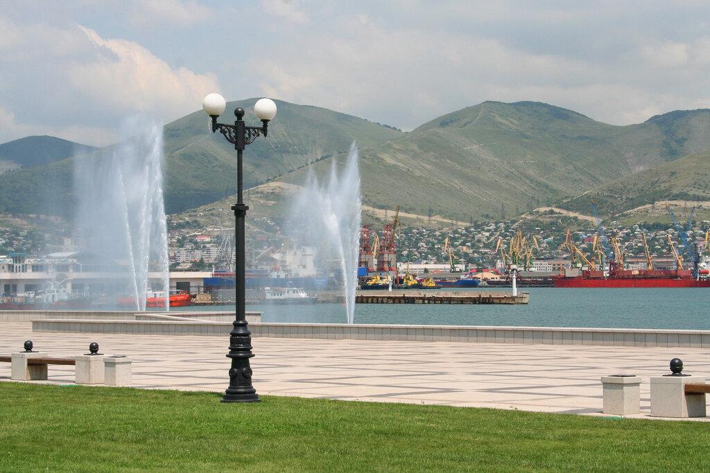 Новороссийск фонтаны фото