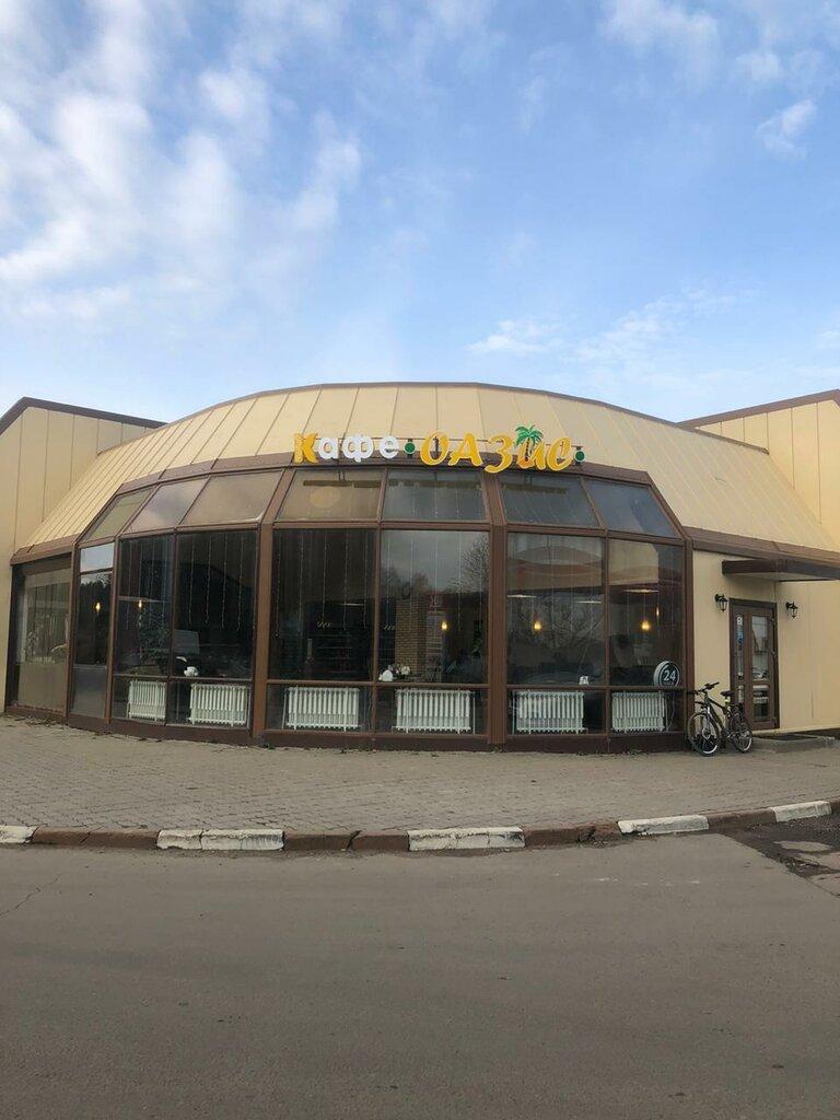 картинка кафе оазис