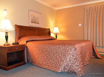 Hotel La Maison Blanche New Carlisle