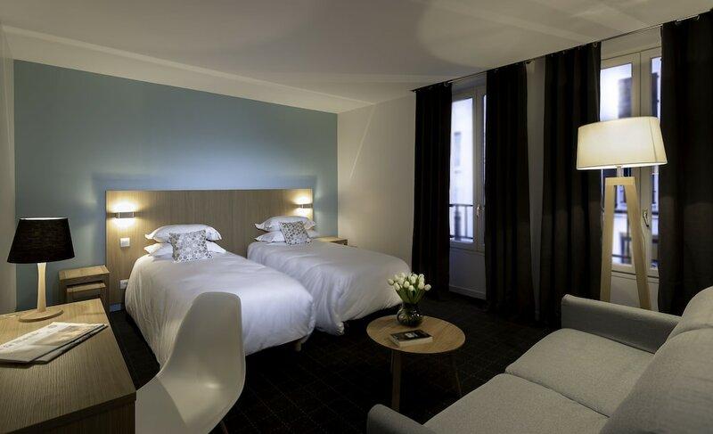 Hotel Mirabeau Eiffel