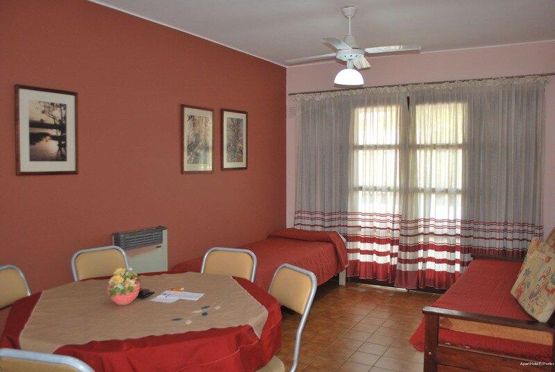 Apart Hotel El Pórtico