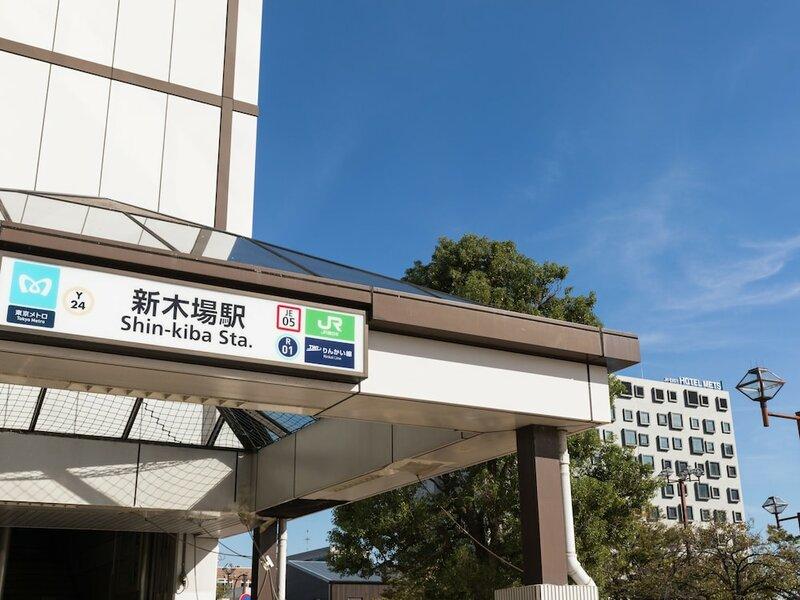 Jr-East Hotel Mets Tokyo Bay Shinkiba