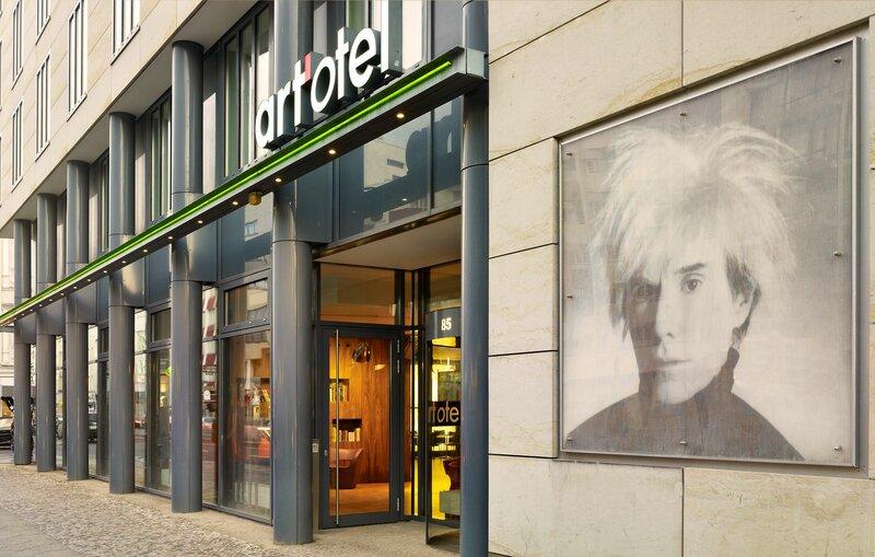 Art'otel Berlin Kudamm, part of Radisson Hotel Group
