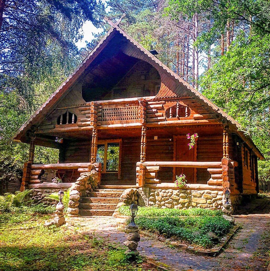 дом отдыха — Лесная усадьба Селява — Минская область, фото №2