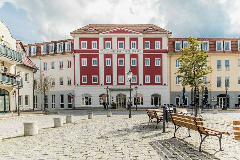 Kulturhotel Fürst Pückler Park