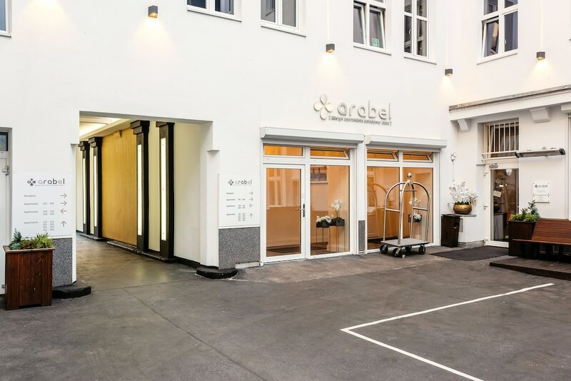 Arabel Design Apartments Berlin