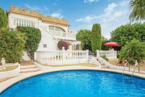 Mandala - sea view villa with private pool in Costa Blanca