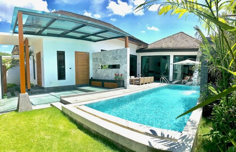 Natural Touch 2 bedrooms Villa in Kamala