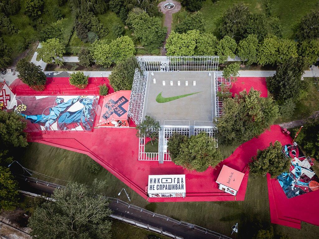 спортивный комплекс — Nike Box Msk — Москва, фото №3
