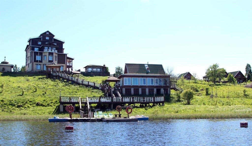 Деревня остров тверская область фото
