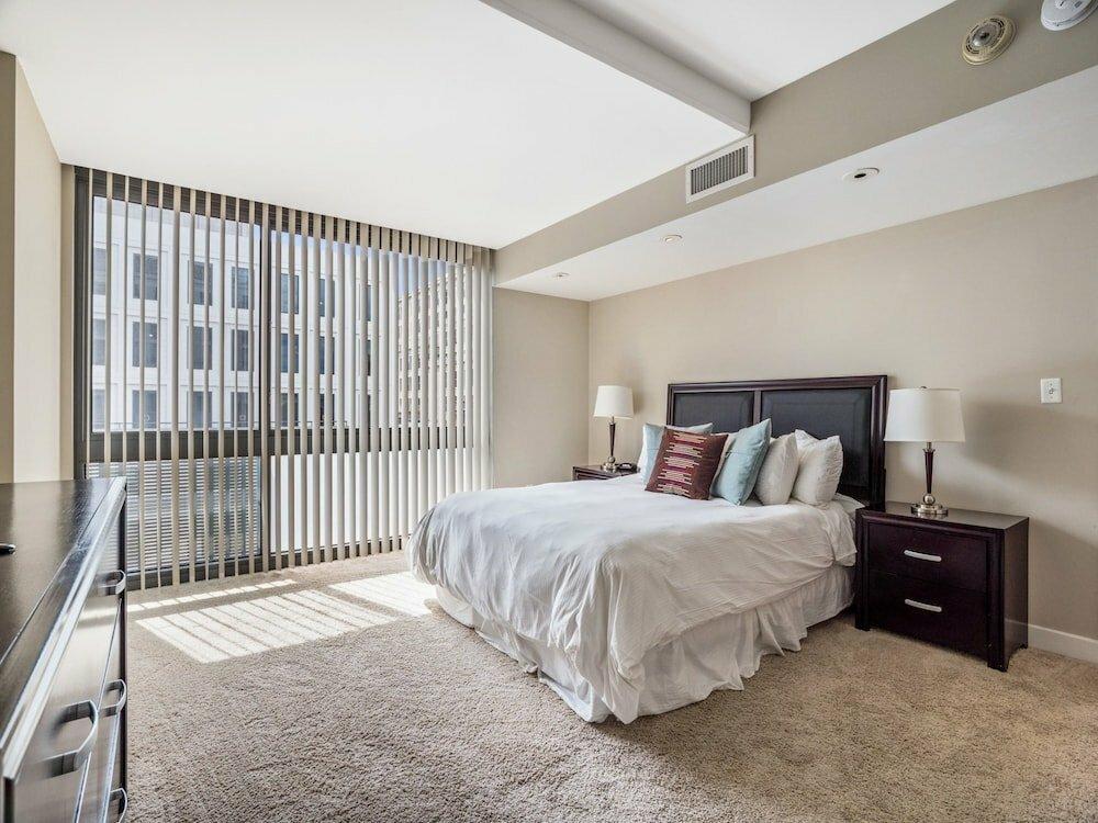гостиница — Bluebird Suites at Penn Quarter — City of Washington, фото №2
