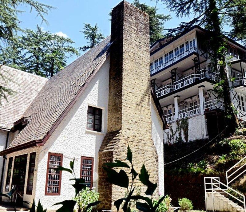 Oyo 35498 Shimla British Resort