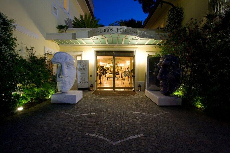 iH Hotels Forte dei Marmi Logos