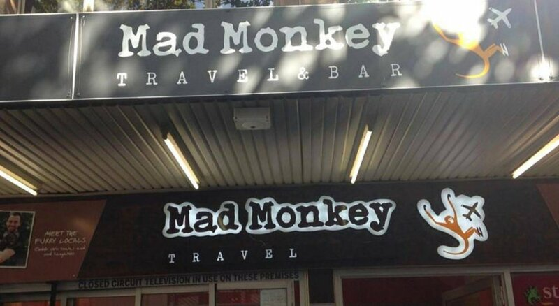 Mad Monkey Backpackers Kings Cross