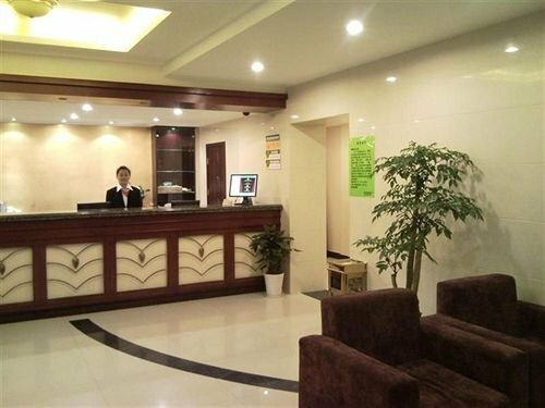 GreenTree Inn Suzhou South Bus Station Express Hotel