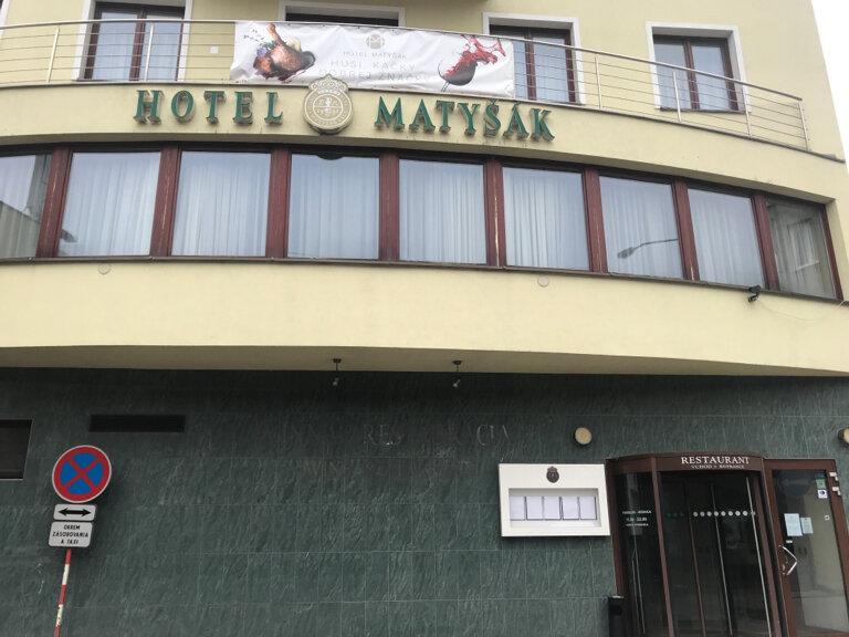 Garni hotel Matysak