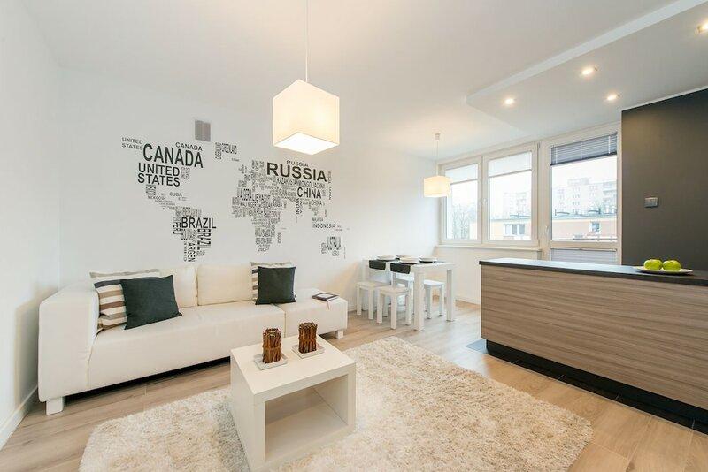 P&o Apartments Rondo Radosława