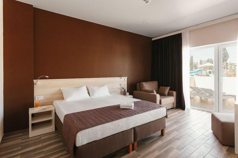 Отель Аквапарк Затока