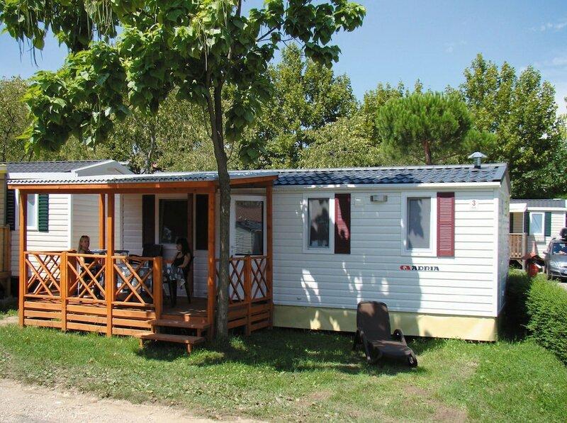 Victoria Mobilehome Camping Poljana