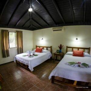 Canon de La Vieja Lodge