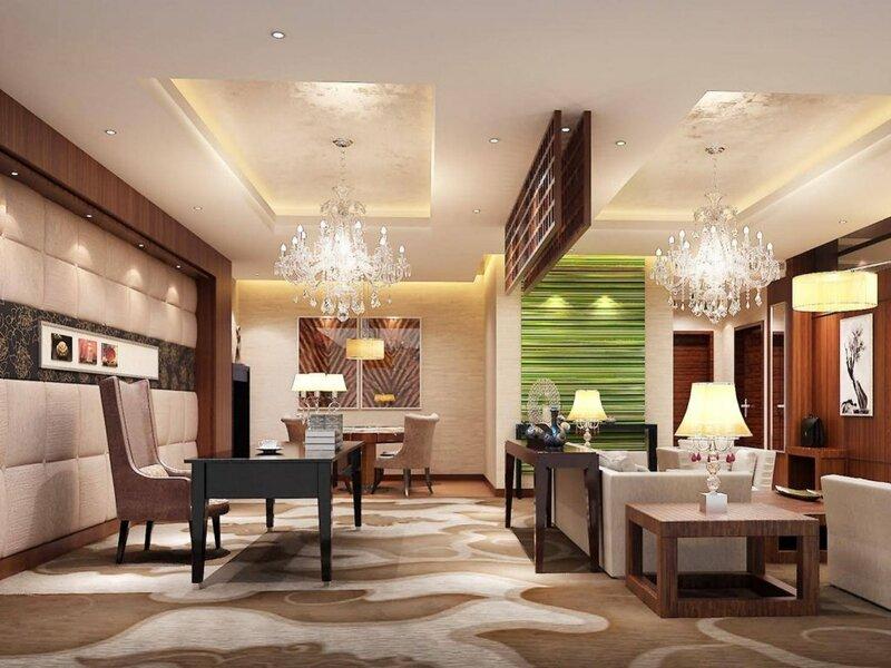 Xian Lishan International Holiday Hotel