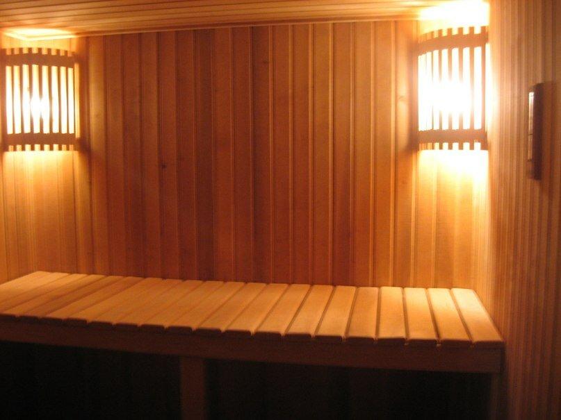 баня — Банный дворик — Гродненская область, фото №2