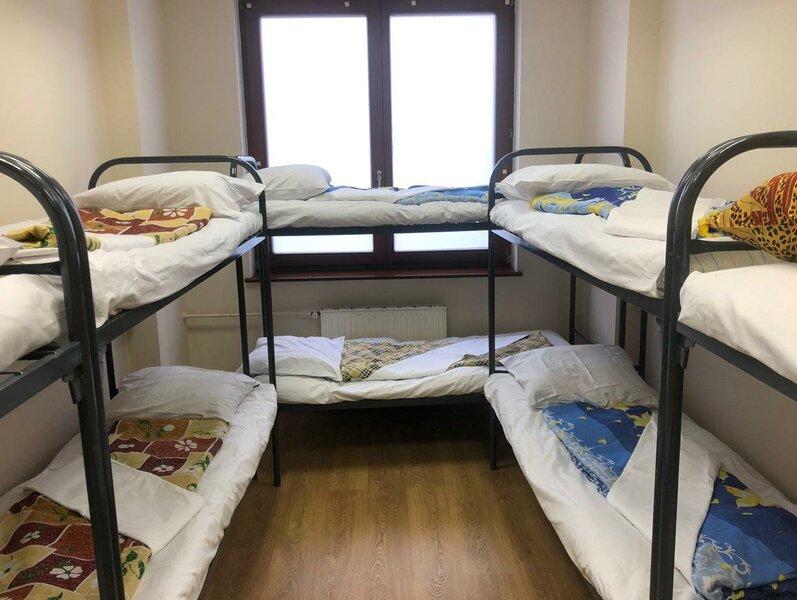 Общежитие для рабочих в Кокошкино