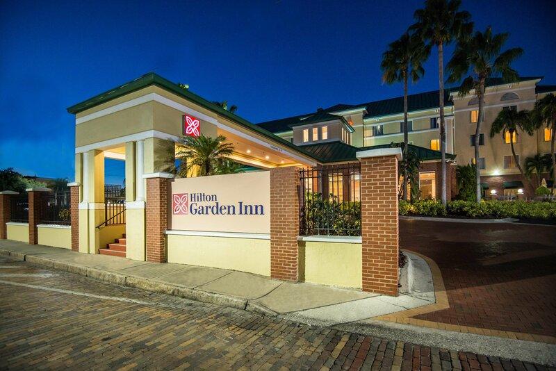 Hilton Garden Inn Tampa Ybor Hist. District