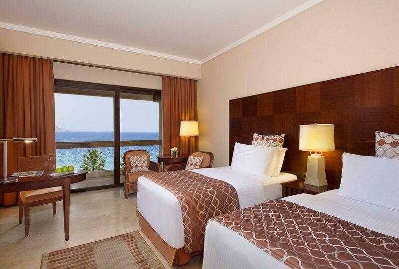Гостиница InterContinental Aqaba
