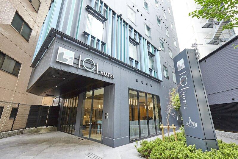 Ici Hotel Hatchobori