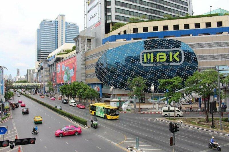 Cubic Bangkok Hostel