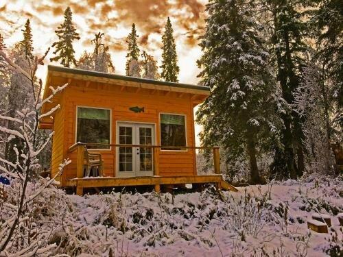 Talkeetna Cabins On Montana Creek