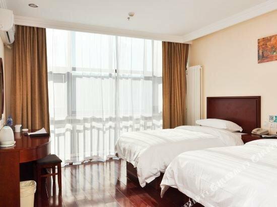 GreenTree Inn Chengde Railway Station Southeast Chengde Century City Business Hotel