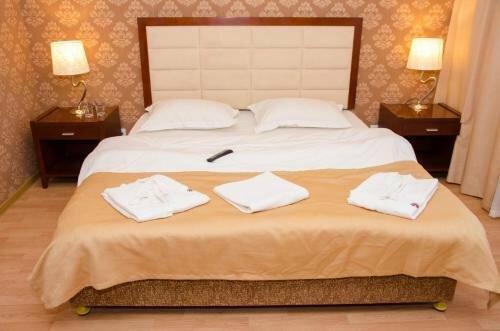 гостиница — Отель Інжу — Нур-Султан, фото №1