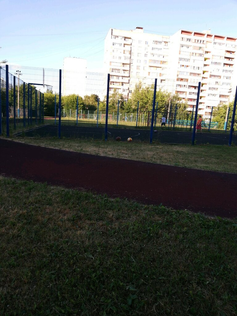 sports activity location — Sports activity location — Moscow, фото №2