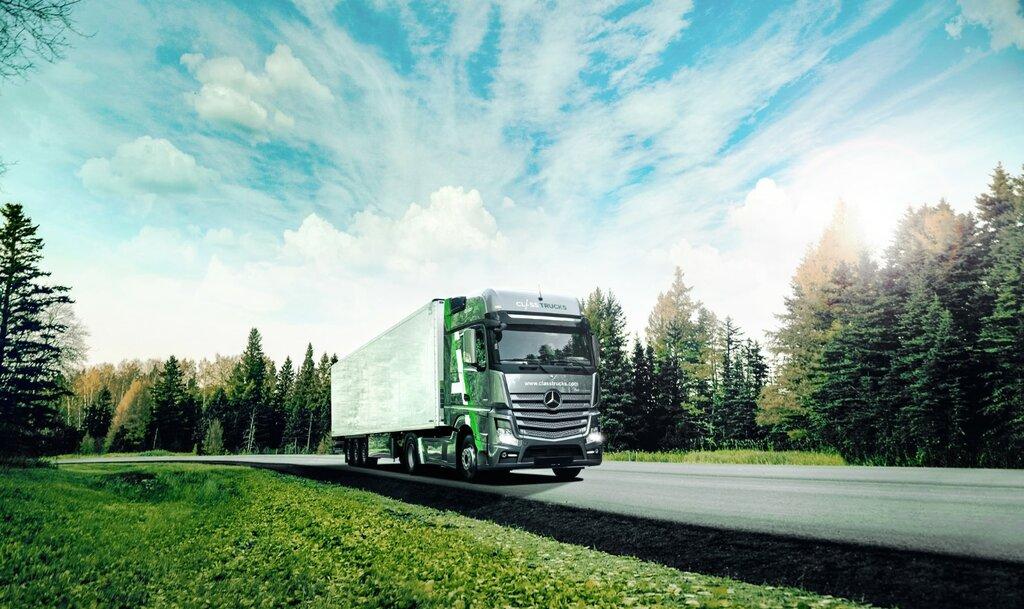 truck sales and services — ClassTrucks — posyolok gorodskogo tipa Krasny Bor, фото №8