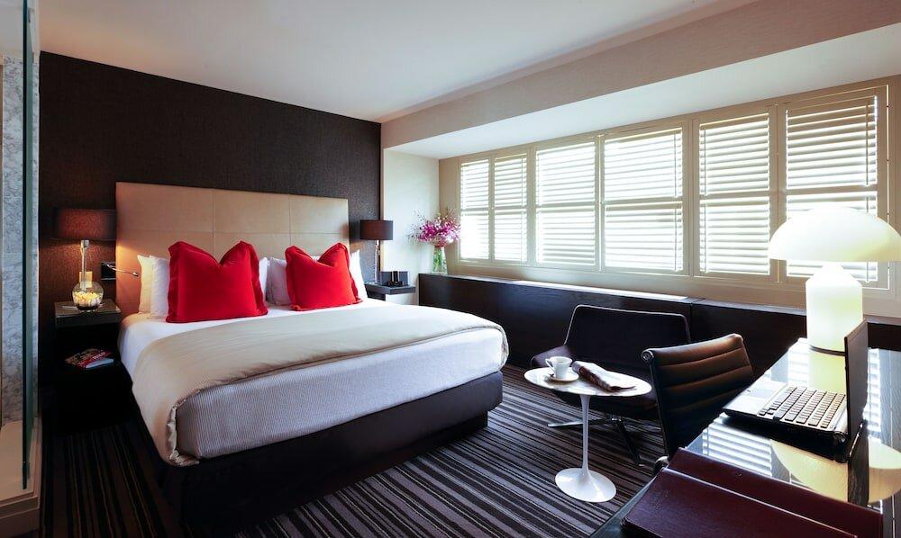 гостиница — The Dupont Circle Hotel — City of Washington, фото №6
