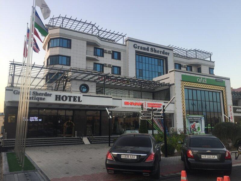 Grand Sherdor Boutique Hotel