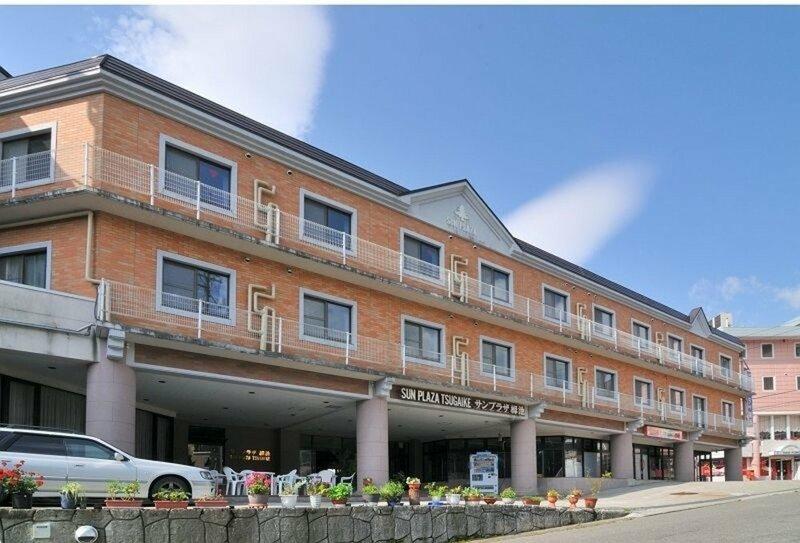 Hotel Sun Plaza Tsugaike