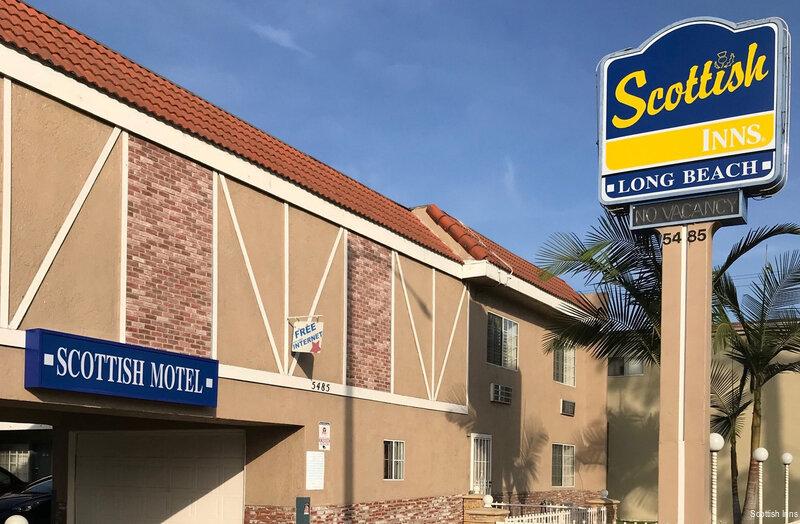 Scottish Inns Long Beach