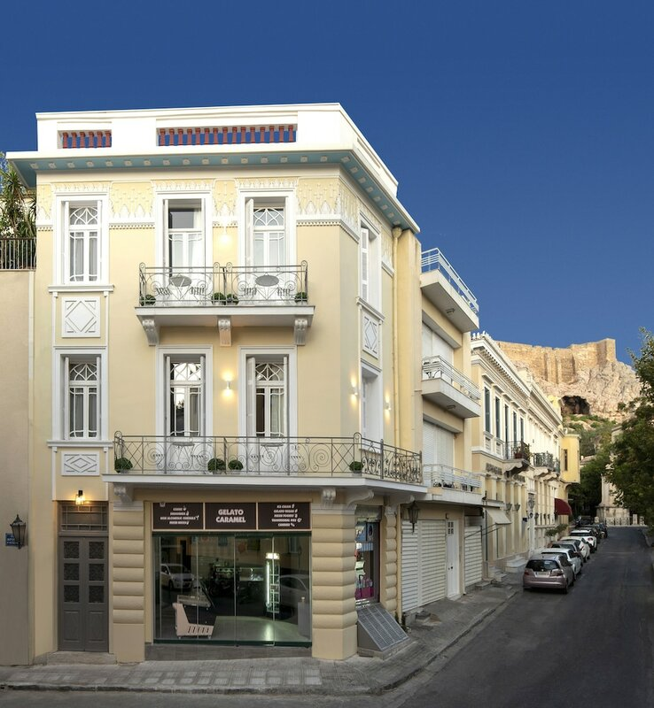 Luxury 5 Suite in Plaka Ancient Athens City Center a Few Steps to Acropolis